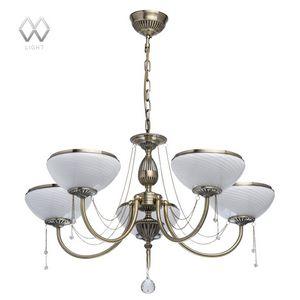 Подвесная люстра MW-Light Фелиция 24 347019105
