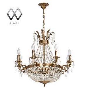 Подвесная люстра MW-Light Изабелла 4 351016511