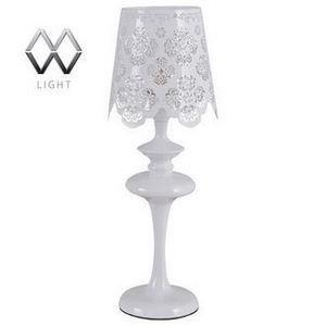 Настольная лампа декоративная MW-Light Полин 472030101