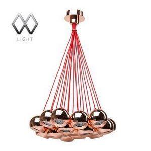 Подвесной светильник MW-Light Котбус 1 492011919
