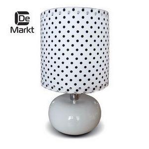 Настольная лампа декоративная DeMarkt Келли 1 607030101