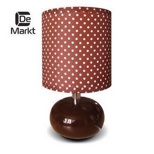 Настольная лампа декоративная DeMarkt Келли 1 607030301