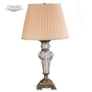 Настольная лампа декоративная Chiaro Оделия 619030401