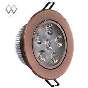 Встраиваемый светильник MW-Light Круз 637013206