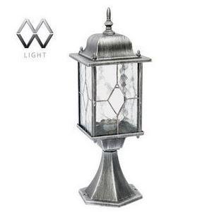 Садовый наземный светильник MW light Бургос 1 813040301
