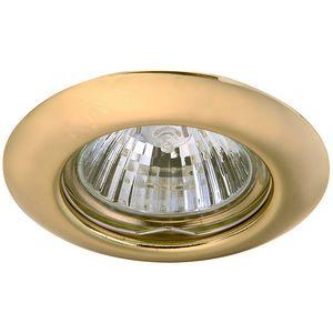 Комплект из 3 встраиваемых светильников Arte Lamp Praktisch A1203PL-3GO