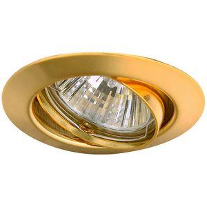 Комплект из 3 встраиваемых светильников Arte Lamp Praktisch A1213PL-3GO