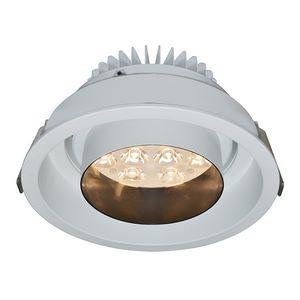 Встраиваемый светильник Arte Lamp Accent A2012PL-1WH
