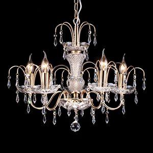 Подвесная люстра Arte Lamp SPARKLES A3054LM-5GO