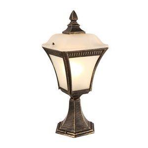Наземный низкий светильник Arte Lamp Memphis A3161FN-1BN