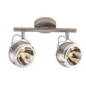 Спот Arte Lamp ORBITER A4509PL-2SS