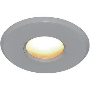 Комплект из 3 встраиваемых светильников Arte Lamp Aqua A5440PL-3WH