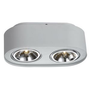Накладной светильник Arte Lamp Cliff A5643PL-2WH