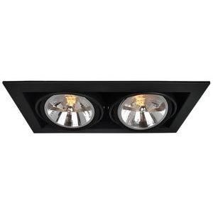 Встраиваемый светильник Arte Lamp Cardani A5935PL-2BK