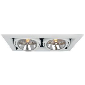 Точечный Arte Lamp CARDANI A5935PL-2WH