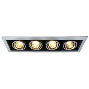 Встраиваемый светильник Arte Lamp Cardani A5941PL-4SI