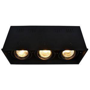 Накладной светильник Arte Lamp Cardani A5942PL-3BK