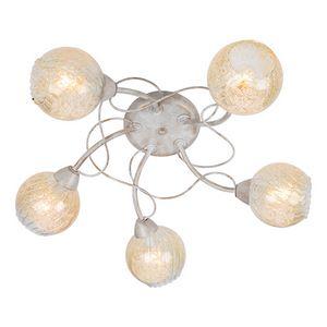 Потолочная люстра Arte Lamp Gemma A6347PL-5WG