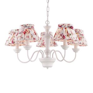 Подвесная люстра Arte Lamp BAMBINA A7020LM-5WH