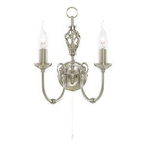 Бра Arte Lamp ZANZIBAR A8392AP-2SS