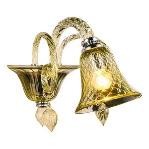 Бра Arte Lamp Cleopatra A9002AP-1CC