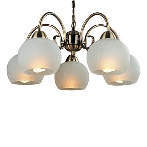 Подвесная люстра Arte Lamp MARGO A9316LM-5AB