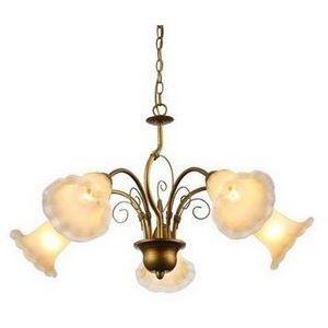 Подвесная люстра Arte Lamp Mormorio A9361LM-5BR