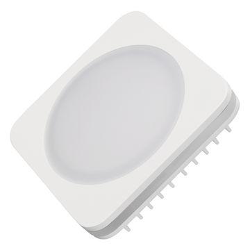 Встраиваемый светильник LTD-96x96SOL-10W Day White 4000K