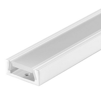 Профиль Arlight MIC-2000 ANOD белый 18271
