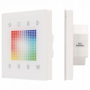 Сенсорные диммеры Sens SR-2831S-RF-IN (12-24V,RGBW,DMX,1 зона 018623