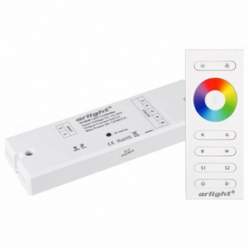 Контроллер с пультом ДУ Arlight 21096