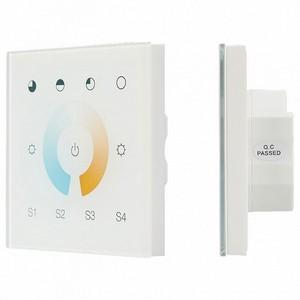Сенсорные диммеры Sens SR-2300TR-DT8-G1-IN White (DALI, MIX) 023794