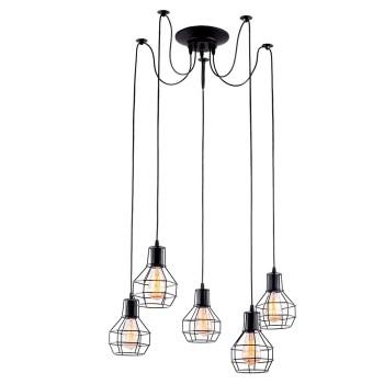 Подвесной светильник Arte Lamp 1109 A1109SP-5BK