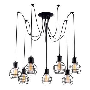 Подвесной светильник Arte Lamp 1109 A1109SP-7BK