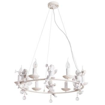 Подвесная люстра Arte Lamp Amur A1133SP-6WG