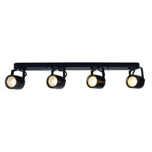 Бра Arte Lamp Lente A1310PL-4BK