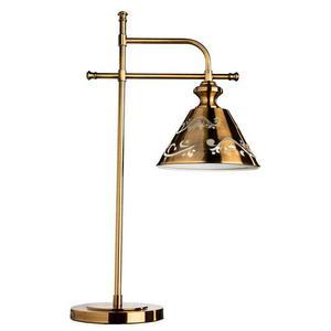 Настольная лампа декоративная Arte Lamp Kensington A1511LT-1PB