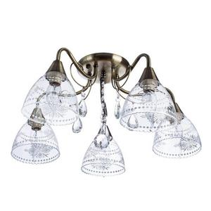 Потолочная люстра Arte Lamp A1658PL-5AB