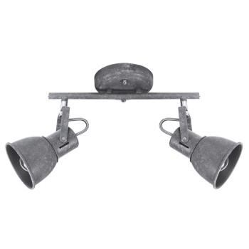 Спот Arte Lamp 1677 A1677PL-2GY