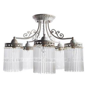 Потолочная люстра Arte Lamp Torrente A1678PL-5WG