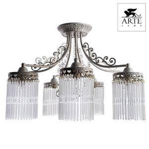 Потолочная люстра Arte Lamp Torrente A1678PL-7WG