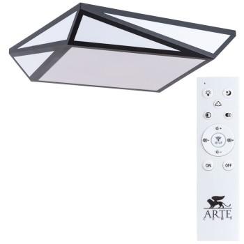 Потолочный светодиодный светильник Arte Lamp Multi-Piazza A1929PL-1BK