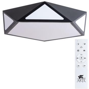 Потолочный светодиодный светильник Arte Lamp Multi-Piazza A1931PL-1BK