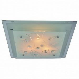 Накладной светильник Arte Lamp Snow белый A4058PL-3CC