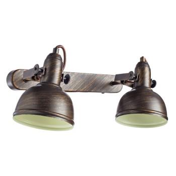 Спот Arte Lamp Martin A5213AP-2BR