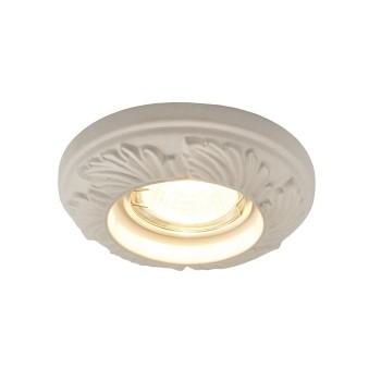 Встраиваемый светильник Arte Lamp Plaster A5244PL-1WH