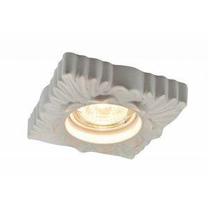 Встраиваемый светильник Arte Lamp Plaster A5248PL-1WH