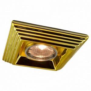 Встраиваемый светильник Plaster A5249PL-1GO