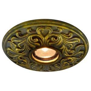 Встраиваемый светильник Arte Lamp Plaster A5270PL-1BG