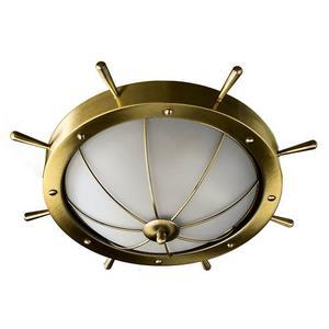 Накладной светильник Arte Lamp Wheell A5500PL-2AB